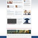 Candidate WordPress Theme home