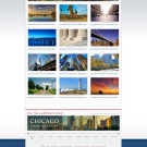 Candidate WordPress Theme Gallery