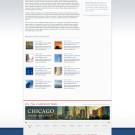 Candidate WordPress Theme Issues