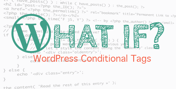 conditional-tags