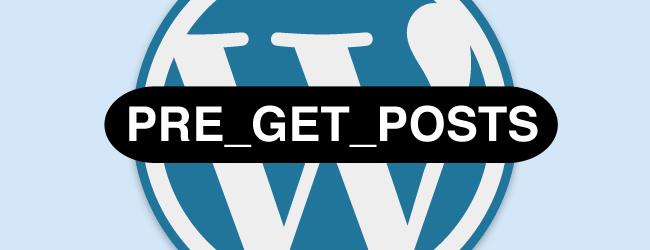 pre_get_posts